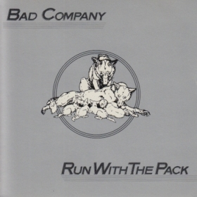 BAD COMPANY / RUN WITH THE PACK の商品詳細へ