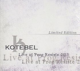 KOTEBEL / LIVE AT PROG-RESISTE 2013 の商品詳細へ