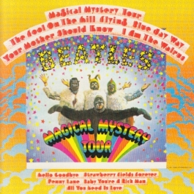 BEATLES / MAGICAL MYSTERY TOUR の商品詳細へ