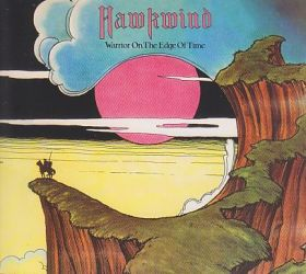 HAWKWIND / WARRIOR ON THE EDGE OF TIME の商品詳細へ