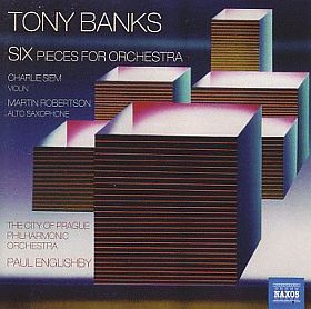 TONY BANKS / SIX PIECES FOR ORCHESTRA の商品詳細へ