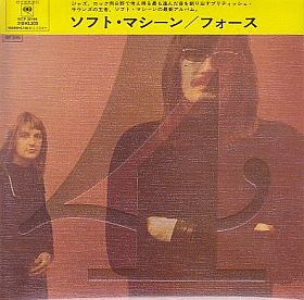 SOFT MACHINE / FOURTH の商品詳細へ