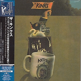 KINKS / ARTHUR OR THE DECLINE AND FALL OF THE BRITISH EMPIRE の商品詳細へ