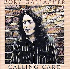 RORY GALLAGHER / CALLING CARD の商品詳細へ