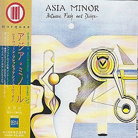 ASIA MINOR / BETWEEN FLESH AND DIVINE の商品詳細へ