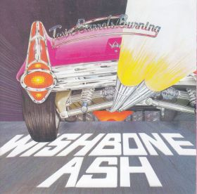 WISHBONE ASH / TWIN BARRELS BURNING の商品詳細へ