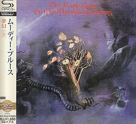 MOODY BLUES / ON THE THRESHOLD OF A DREAM の商品詳細へ