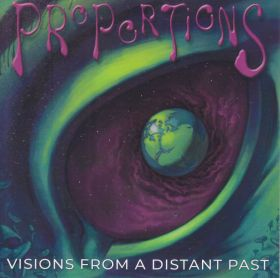 PROPORTIONS / VISIONS FROM A DISTANT PAST の商品詳細へ