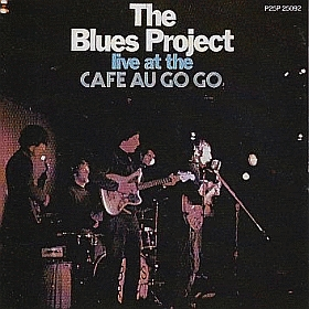 BLUES PROJECT / LIVE AT THE CAFE AU GO GO の商品詳細へ