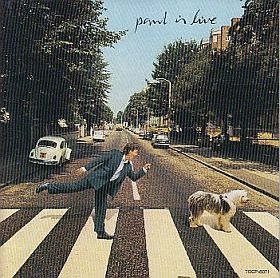 PAUL MCCARTNEY / PAUL IS LIVE の商品詳細へ