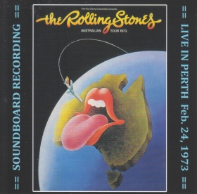 ROLLING STONES / AUSTRALIAN TOUR: LIVE IN PERTH FEB 24 1973 の商品詳細へ