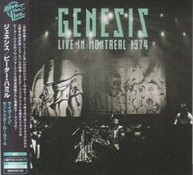 GENESIS / LIVE IN MONTREAL 1974 の商品詳細へ