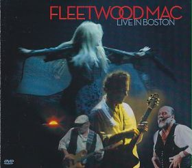 FLEETWOOD MAC / LIVE IN BOSTON の商品詳細へ