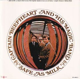 CAPTAIN BEEFHEART & HIS MAGIC BAND / SAFE AS MILK の商品詳細へ