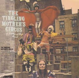 TINGLING MOTHER'S CIRCUS / A CIRCUS OF THE MIND の商品詳細へ