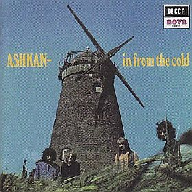 ASHKAN / IN FROM THE COLD の商品詳細へ