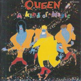 QUEEN / KIND OF MAGIC の商品詳細へ