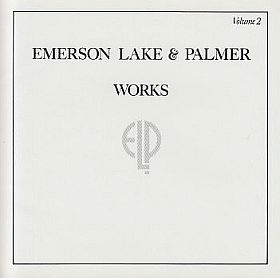 EL&P(EMERSON LAKE & PALMER) / WORKS VOLUME 2 の商品詳細へ