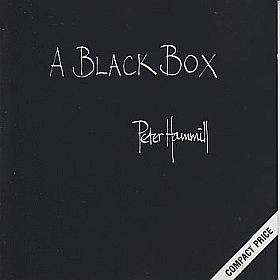 PETER HAMMILL / A BLACK BOX の商品詳細へ