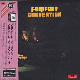 FAIRPORT CONVENTION / FAIRPORT CONVENTION の商品詳細へ