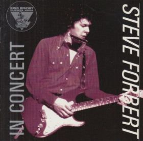 STEVE FORBERT / KING BISCUIT FLOWER HOUR PRESENTS STEVE FORBERT IN CONCERT の商品詳細へ