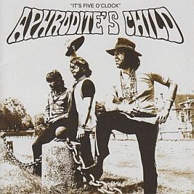 APHRODITE'S CHILD / IT'S FIVE O'CLOCK の商品詳細へ