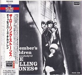 ROLLING STONES / DECEMBERS CHILDREN (AND EVERYBODYS) の商品詳細へ