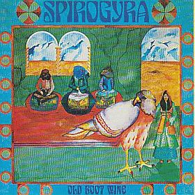 SPIROGYRA / OLD BOOT WINE の商品詳細へ