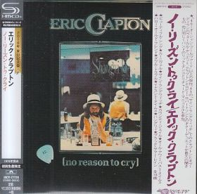 ERIC CLAPTON / NO REASON TO CRY の商品詳細へ