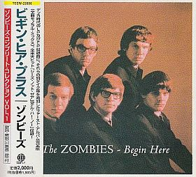 ZOMBIES / BEGIN HERE の商品詳細へ