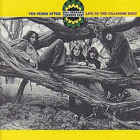 TEN YEARS AFTER / LIVE AT THE FILLMORE EAST の商品詳細へ