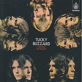 TUCKY BUZZARD / COMING ON AGAIN の商品詳細へ