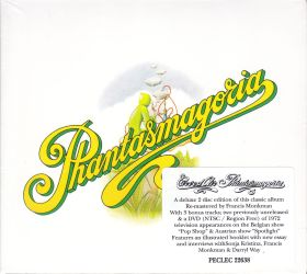 CURVED AIR / PHANTASMAGORIA の商品詳細へ