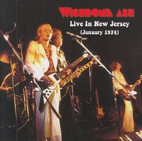 WISHBONE ASH / LIVE IN NEW JERSEY JAN 1974 の商品詳細へ