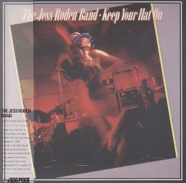 JESS RODEN BAND / KEEP YOUR HAT ON の商品詳細へ