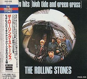 ROLLING STONES / BIG HITS (HIGH TIDE AND GREEN GRASS) の商品詳細へ