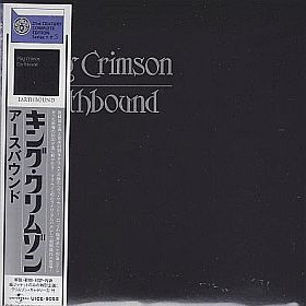 KING CRIMSON / EARTHBOUND の商品詳細へ