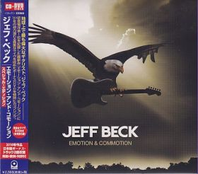JEFF BECK / EMOTION & COMMOTION の商品詳細へ
