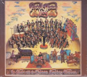 PROCOL HARUM / LIVE IN CONCERT WITH THE EDMONTON SYMPHONY OHCHESTRA の商品詳細へ