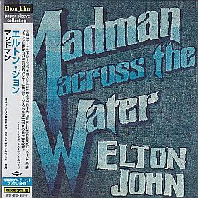 ELTON JOHN / MADMAN ACROSS THE WATER の商品詳細へ