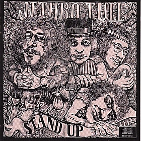 JETHRO TULL / STAND UP の商品詳細へ