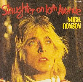 MICK RONSON / SLAUGHTER ON 10TH AVENUE の商品詳細へ