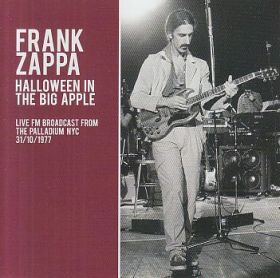 FRANK ZAPPA / HALLOWEEN IN THE BIG APPLE の商品詳細へ