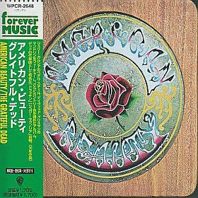 GRATEFUL DEAD / AMERICAN BEAUTY の商品詳細へ
