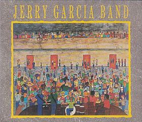 JERRY GARCIA BAND / JERRY GARCIA BAND の商品詳細へ