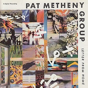 PAT METHENY GROUP / LETTER FROM HOME の商品詳細へ