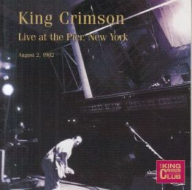 KING CRIMSON / LIVE IN NEW YORK NY 1982 の商品詳細へ