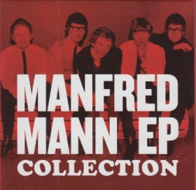 MANFRED MANN / EP COLLECTION の商品詳細へ