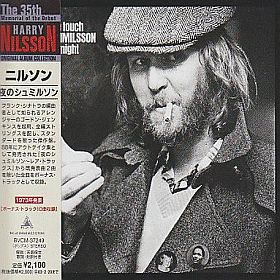 NILSSON (HARRY NILSSON) / A LITTLE TOUCH OF SCHMILSSON IN THE NIGHT の商品詳細へ