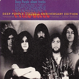 DEEP PURPLE / FIREBALL の商品詳細へ